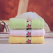 ウォッシュタオル-コットン100%-刺繍-11.8*23.6 inch