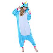 Kigurumi Pijamas nueva Cosplay® Caballo volador Unicorn Leotardo/Pijama Mono Festival/Celebración Ropa de Noche de los Animales Halloween