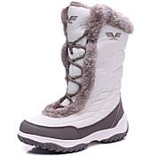 女性用-スキー / ダウンヒル / スノースポーツ-スノーブーツ(ホワイト / ピンク / ブラック)