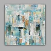 手描きの 抽象画 油彩画,Modern / クラシック 1枚 キャンバス ハング塗装油絵 For ホームデコレーション