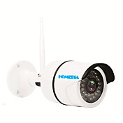 homedia® nepromokavé Full HD 1,0 mega 720p 1 / 2,7 '' CMOS bezpečnostní wifi ip kamera p2p 36leds IR noční vidění