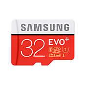 Samsung 32GB マイクロSDカードTFカード メモリカード UHS-1 クラス10 EVO Plus EVO+