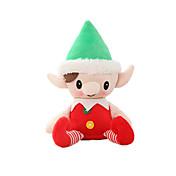 ぬいぐるみ / クリスマスデコレーション / クリスマスギフト / クリスマスパーティー用品 / クリスマス向けおもちゃ / クリスマスツリー飾り / おもちゃ クラシック/タイムレス / カトゥーン / かわいい ホリデー用品 プラッシュ