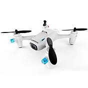 Dron HUBSAN H107C+ 4 Canales 6 Ejes 2.4G Con Cámara Quadcopter RCIluminación LED / Vuelo Invertido De 360 Grados / Aviso Por Batería Baja