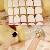 1sheet Nail Četke Nail Art Alat noktiju Salon Make Up