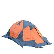 MOBI GARDEN 2人 テント ダブル 自動テント 1つのルーム キャンプテント オックスフォード 防水 通気性 抗紫外線 防風性 保温 超軽量(UL) 折り畳み式 携帯式-ハイキング キャンピング 旅行 屋外