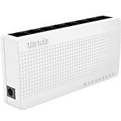 Tenda S108 8 portů Ethernet Switch malé a inteligentní desktop switch 8 * 10/100 Mbps RJ45 porty POE sítí Switche