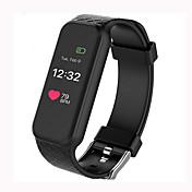 ritmo cardíaco dinámica pulsera inteligente l38i para el smartphone iOS androide con la pantalla colorida podómetro rastreador de sueño