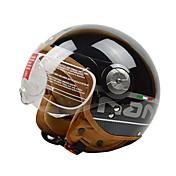 B-110 BEONオートバイのハーフヘルメットハーレーヘルメットは防曇抗紫外線セキュリティヘルメットユニセックスファッションのABS
