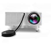 LCD QVGA (320x240) Proyector,LED 500 Mini Proyector