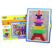 Kit de Bricolaje Bloques de Construcción Puzzles 3D Artículos para Celebraciones Artículos para Celebración Juguete Educativo Juguetes de