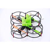 Dron Racing Drone LP90 PNP FPV RC Remote Control Quadcopter RTF 8 Canales 3 Ejes Con Cámara FPV Con CámaraQuadcopter RC Cámara Hélices