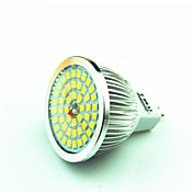 4.5W GU5.3(MR16) Focos LED MR16 48 SMD 2835 400 lm Blanco Cálido Blanco Fresco Decorativa AC 12 V 1 pieza