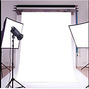 3x5ft白無地の薄いビニール写真撮影の背景スタジオ小道具の写真の背景