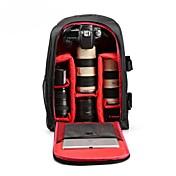 SLR-バッグ用-バックパック-防水 防塵-ブラック グリーン レッド オレンジ