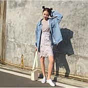 ネット・オニ・ニュー・スプリング韓国気質レース・パッケージヒップステップスカートスカート