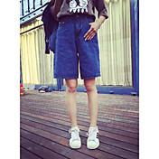 la nueva escuela de viento flojo era delgada pantalones de mezclilla oscura versión coreana de los pantalones calientes pantalones de