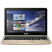 asus laptop netbook se200ha 11.6 tommer Intel atom z8300 quad core 2gb ram 128 GB EMMC harddisk Microsoft Windows 10 Intel hd