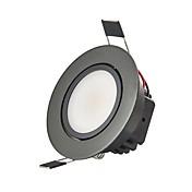 3W 2G11 LEDダウンライト 埋込み式 1 COB 250 lm 温白色 クールホワイト 明るさ調整 装飾用 交流220から240 AC 110-130 V 1個