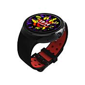 無線LAN / SIM / GPSとlemfoレ多機能スマートブレスレット/スマート腕時計/ブルートゥース4.0 mtk6580 1.3GHzのクアッドコア1ギガバイト/ 16ギガバイトスマート腕時計の電話