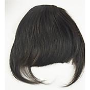 ユーラシア人の人間の髪は女性のための濃厚な打撃を強打する