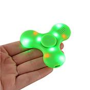 ハンドスピナー おもちゃ トライスピナー プラスチック EDC Bluetoothスピーカー キリングタイム フォーカス玩具 ADD、ADHD、不安、自閉症を和らげる ストレスや不安の救済 オフィスデスクのおもちゃ