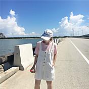 レディース キュート シンプル ストリートファッション ハイライズ ルーズ ショーツ パンツ ゼブラプリント