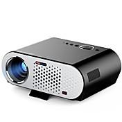 Gp90 1280x800 přenosný led projektor 3200lumens lcd projektor