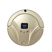 ロボット真空 FR-fox リモコン 自己充電 防跌落 バーチャルウォール アンチコリジョンシステム スケジュールの清掃計画 タイミング機能 クライミング機能 ドライモッピング ウェットモッピング ウェット&ドライモップ リモート LEDスクリーン 2.4G