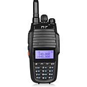 tyt th-uv8000dアップグレードデュアルバンドトランシーバークロスバンドリピーター双方向ラジオ10w 136-174 / 400-520mhz 7.2v 3600mahバッテリー