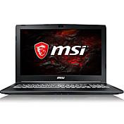 Msi juego portátil 17.3 pulgadas intel i7-7700hq 8gb ddr4 128gb ssd 1tb hdd windows10 gtx1050ti 4gb gl72m 7rex-817cn