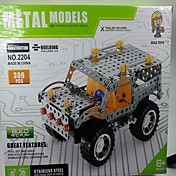 知育玩具 メタルパズル ギフトのため ブロックおもちゃ トラック 仕上げ鉄 6歳の上 8~13歳 14歳以上 おもちゃ