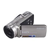 andoer®hdv-312p 1080pフルHDデジタルビデオカメラポータブル家庭用DVD(2.7インチ液晶ディスプレイ最大)