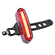 Luces para bicicleta Waterproof luces de extremo de barra Luz Trasera para Bicicleta Luz Trasera LED - CiclismoRecargable Impermeable