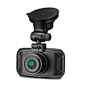 Blackview G90A 2304 x 1296 170 Grados DVR del coche A7LA50 2'7 Pulgadas LCD Dash CamforUniversal encendido / apagado automático Visión