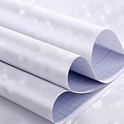 Simples Textura Papel de Parede Para Casa Contemprâneo Estiloso Revestimento de paredes , Vinil Material Auto-adesivo papel de parede ,