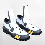 Zapatos de Cosplay Botas Cosplay overwatch Cosplay Animé Zapatos de cosplay Cuero Cuero Sintético/Cuero de Poliuretano Cuero PU Adulto