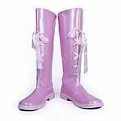 Zapatos de Cosplay Botas Cosplay overwatch Cosplay Animé Zapatos de cosplay Cuero Sintético/Cuero de Poliuretano Cuero PU Unisex Adulto