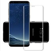 Vidrio Templado Protector de pantalla para Samsung Galaxy Note 8 Protector de Pantalla Frontal Alta definición (HD) Dureza 9H