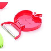 1Piece / Set Juegos de herramientas de cocina For de las frutas Para utensilios de cocina Plásticos Acero Inoxidable / Hierro Nueva