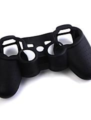 PS3のコントローラー(ブラック)用保護シリコンケース