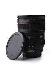 Jedinečná simulace objektiv fotoaparátu ve stylu 350 ml plastový hrnek na kávu pohár