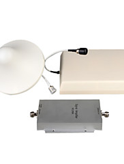 3G Mobile Phone Signal Amplifier + Long Range Cell Phone Signal Booster,  Up to 300 Square Meters