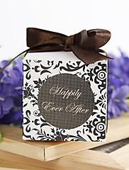 """""""いつまでも幸せの後に""""チョコレートリボンの好意ボックス(12個セット)"""