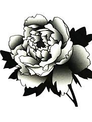 5 ks květ vodotěsný dočasné tetování (6m * 6cm)
