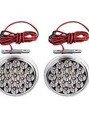 Car Daytime Running Light/Fog Light (2 PCS, 21 LED)
