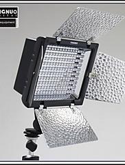 yongnuo yn-160 LED video světlo pro DV videokamery Canon Nikon SLR fotoaparátu