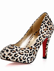 Leatherette Stiletto Pumps With Animal Print For Party/Evening (More Colors)