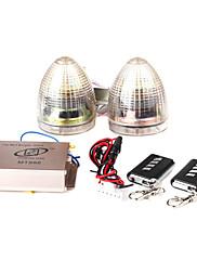 zabezpečení vozidel alarm s MP3 přehrávač a FM rádio (sd + usb)