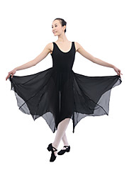 dancewear bavlna / spandex balet tanec šaty pro dámy
